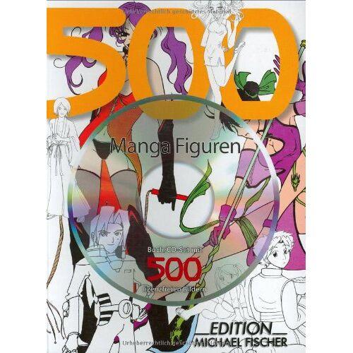 - 500 Manga Figuren - Preis vom 19.06.2021 04:48:54 h