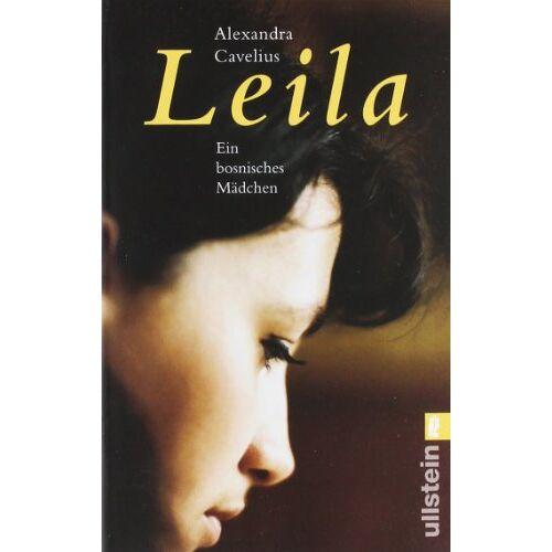 Alexandra Cavelius - Leila: Ein bosnisches Mädchen - Preis vom 20.06.2021 04:47:58 h
