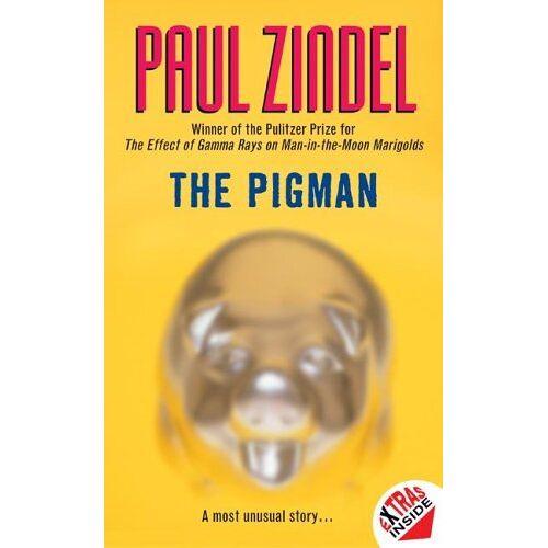 Paul Zindel - The Pigman - Preis vom 18.06.2021 04:47:54 h
