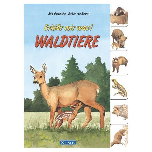 Ria Gersmeier - Waldtiere - Preis vom 27.07.2021 04:46:51 h