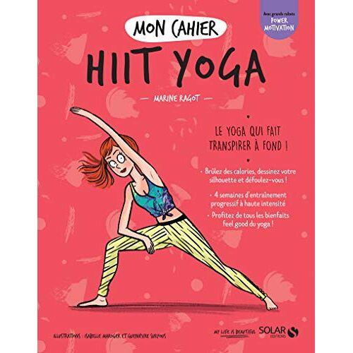 Marine Ragot - Mon cahier HIIT yoga - Preis vom 16.10.2021 04:56:05 h