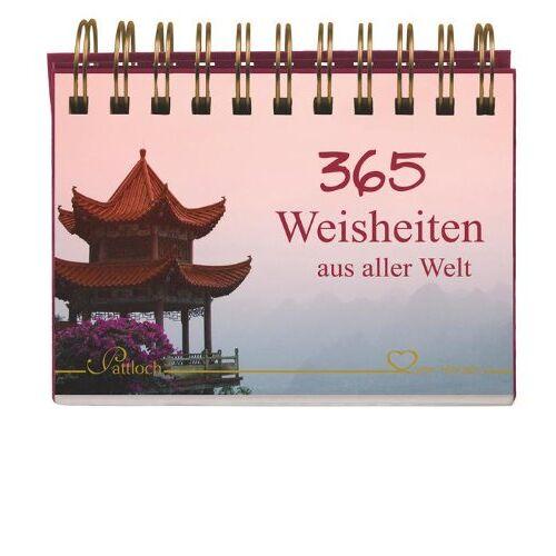 - 365 Weisheiten aus aller Welt - Preis vom 21.06.2021 04:48:19 h