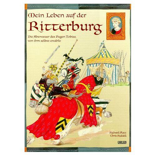 Richard Platt - Mein Leben auf der Ritterburg - Preis vom 01.08.2021 04:46:09 h