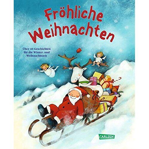 Ruth Rahlff - Fröhliche Weihnachten: Über 40 Geschichten für die Winter- und Weihnachtszeit - Preis vom 28.09.2021 05:01:49 h