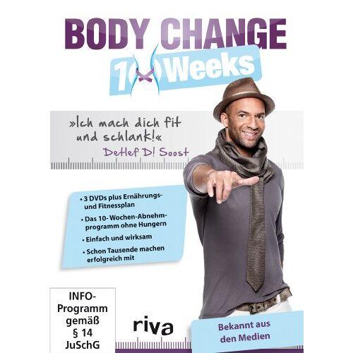 - 10 Weeks BodyChange® [DVD] - Preis vom 15.06.2021 04:47:52 h