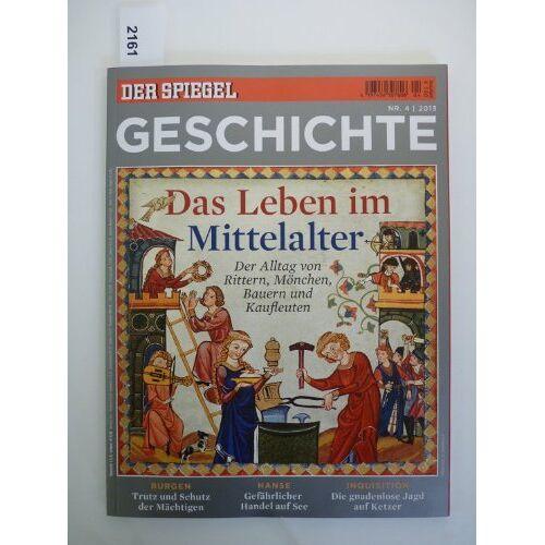 - Der Spiegel. Nr. 4 / 2013. Geschichte. Das Leben im Mittelalter. - Preis vom 27.07.2021 04:46:51 h