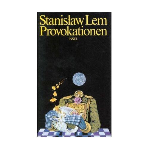Stanislaw Lem - Provokationen - Preis vom 24.07.2021 04:46:39 h