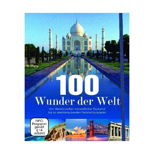 Michael Hoffmann - 100 Wunder der Welt: Entdecken Sie einzigartige Naturparadiese und grossartige Bauwerke rund um den Globus - Preis vom 22.06.2021 04:48:15 h