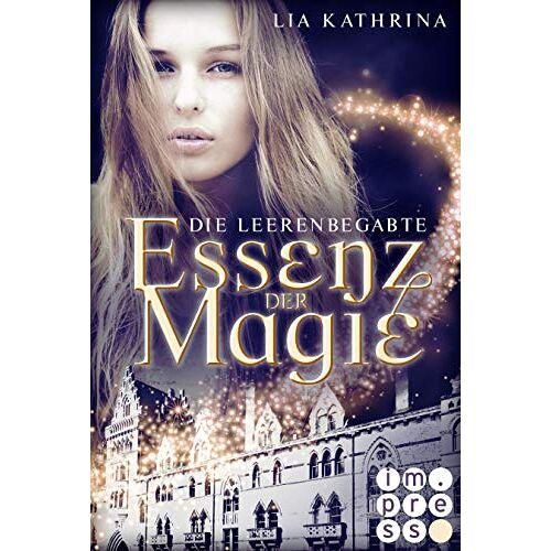 Lia Kathrina - Essenz der Magie 1: Die Leerenbegabte - Preis vom 14.06.2021 04:47:09 h