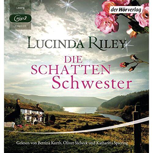 Lucinda Riley - Die Schattenschwester: Die sieben Schwestern Band 3 - Preis vom 29.07.2021 04:48:49 h