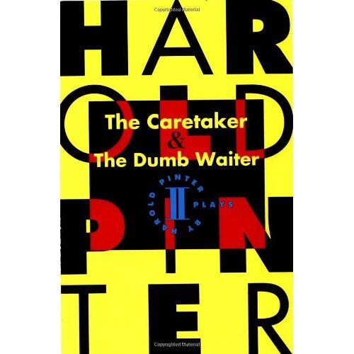 Harold Pinter - The Caretaker / The Dumb Waiter (Pinter, Harold) - Preis vom 11.06.2021 04:46:58 h