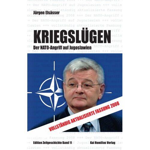 Jürgen Elsässer - Kriegslügen: Der NATO-Angriff auf Jugoslawien - Preis vom 24.07.2021 04:46:39 h