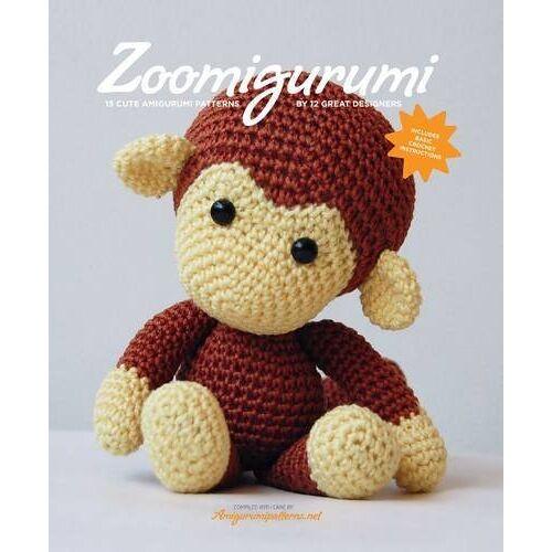 - Zoomigurumi: 15 Cute Amigurumi Patterns by 12 Great Designers - Preis vom 17.06.2021 04:48:08 h
