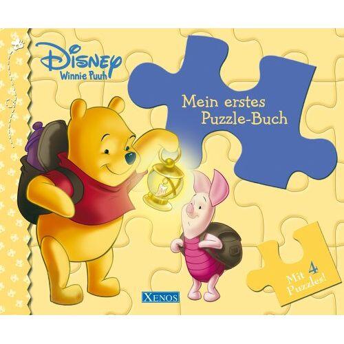 Disney Winnie Puuh. Mein erstes Puzzle-Buch - Preis vom 22.09.2021 05:02:28 h