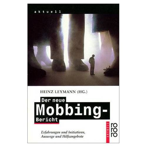 Heinz Leymann - Der neue Mobbing-Bericht - Preis vom 13.06.2021 04:45:58 h
