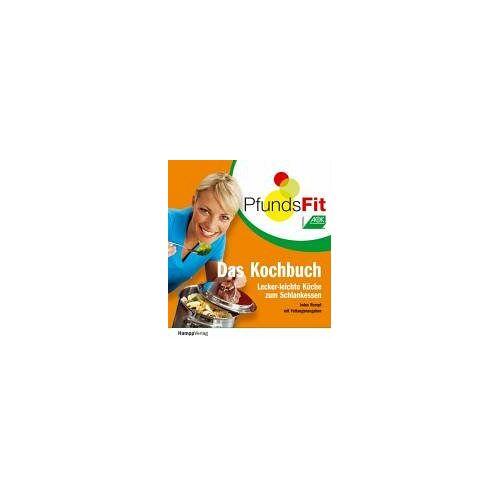 - PfundsFit - Das Kochbuch: Lecker-leichte Küche zum Schlankessen - Preis vom 28.07.2021 04:47:08 h