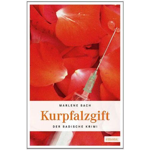 Marlene Bach - Kurpfalzgift - Preis vom 09.06.2021 04:47:15 h