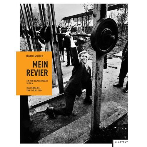 Manfred Vollmer - Mein Revier: Ein Vierteljahrhundert im Bild. Das Ruhrgebiet von 1965 bis 1989 - Preis vom 02.08.2021 04:48:42 h