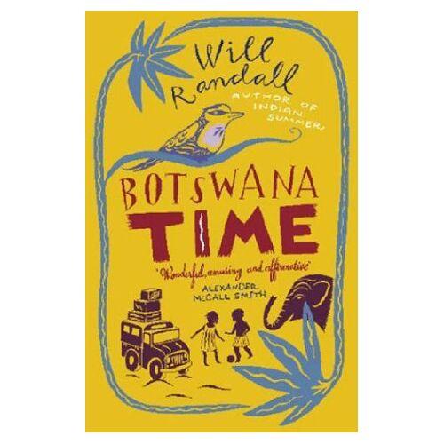 Will Randall - Botswana Time - Preis vom 17.06.2021 04:48:08 h