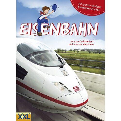 - Eisenbahn: Wie sie funktioniert und was sie alles kann - Preis vom 23.09.2021 04:56:55 h