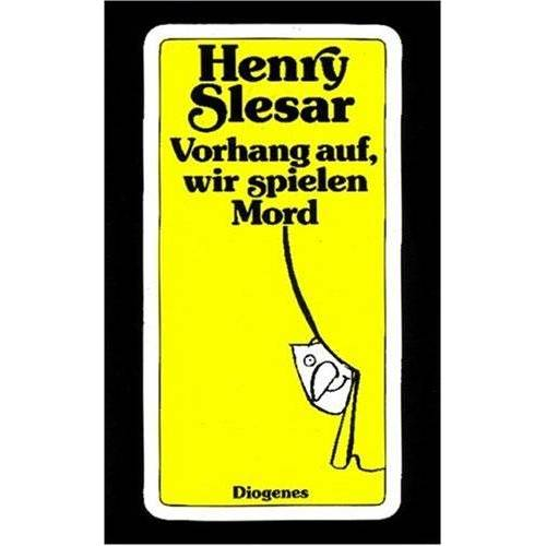 Henry Slesar - Vorhang auf, wir spielen Mord! (Nr.77/2) - Preis vom 21.06.2021 04:48:19 h