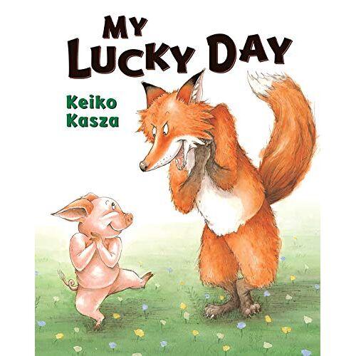 Keiko Kasza - My Lucky Day - Preis vom 15.06.2021 04:47:52 h