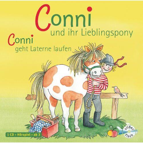 Liane Schneider - Conni und ihr Lieblingspony / Conni geht Laterne laufen: : 1 CD - Preis vom 18.06.2021 04:47:54 h