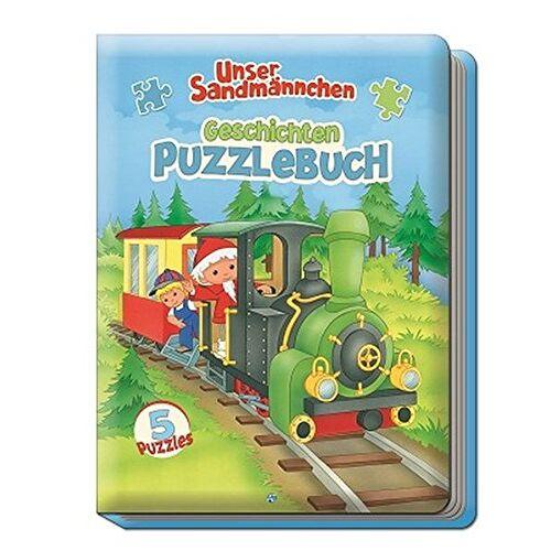 Edition Trötsch - Unser Sandmännchen Geschichten-Puzzlebuch Sandmann - Preis vom 13.06.2021 04:45:58 h