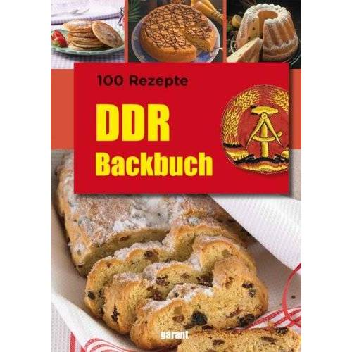 - 100 Rezepte DDR Backbuch - Preis vom 29.07.2021 04:48:49 h