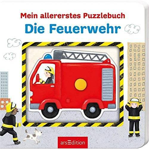 - Mein allererstes Puzzlebuch - Die Feuerwehr - Preis vom 12.09.2021 04:56:52 h