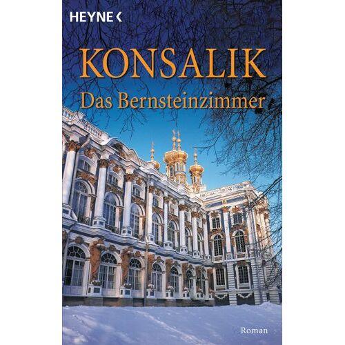 Konsalik, Heinz G. - Das Bernsteinzimmer - Preis vom 18.06.2021 04:47:54 h
