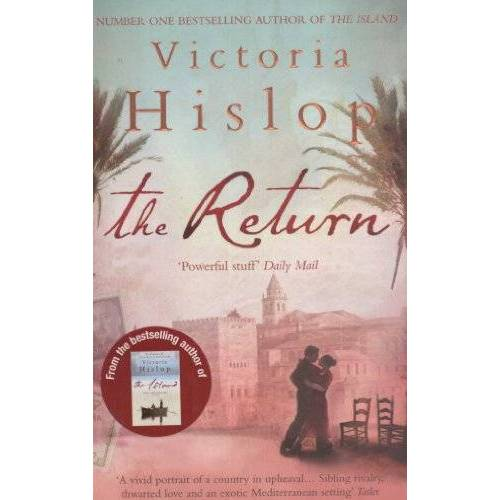 Victoria Hislop - The Return - Preis vom 15.06.2021 04:47:52 h