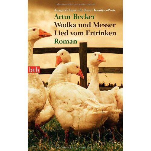 Becker Wodka und Messer. Lied vom Ertrinken - Preis vom 09.06.2021 04:47:15 h