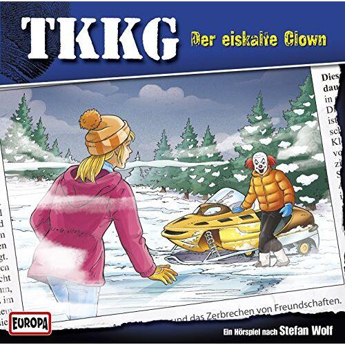 Tkkg - 190/der Eiskalte Clown - Preis vom 11.06.2021 04:46:58 h