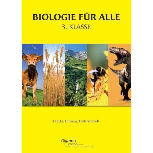 Margit Drexler - Biologie für alle 3 - Preis vom 18.06.2021 04:47:54 h