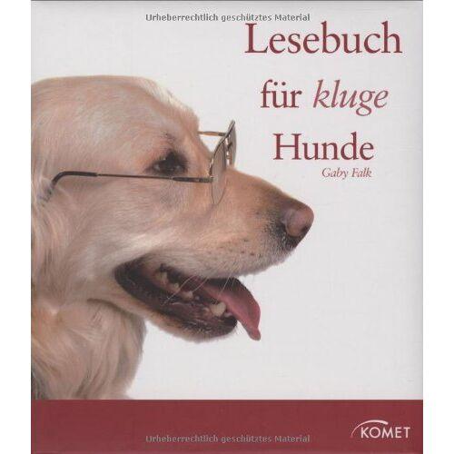 Gaby Falk - Lesebuch für kluge Hunde - Preis vom 16.10.2021 04:56:05 h