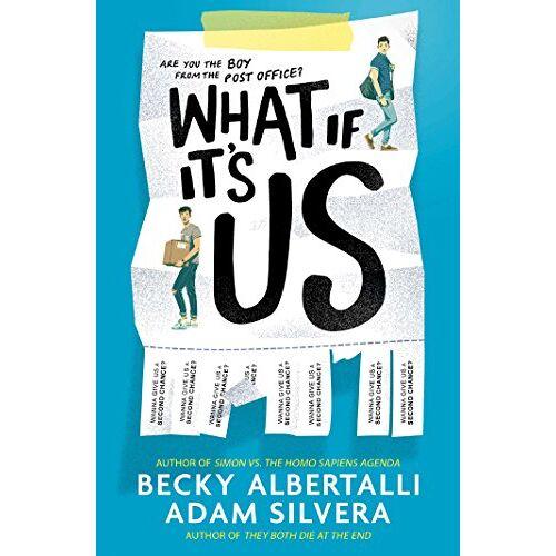 Adam Silvera - What If It's Us - Preis vom 31.07.2021 04:48:47 h