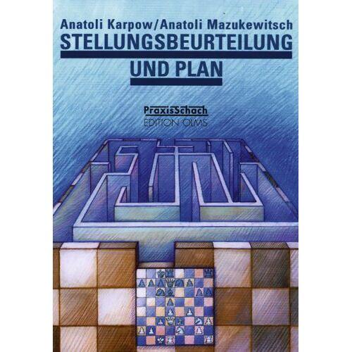 Anatoli Karpow - Stellungsbeurteilung und Plan - Preis vom 11.06.2021 04:46:58 h