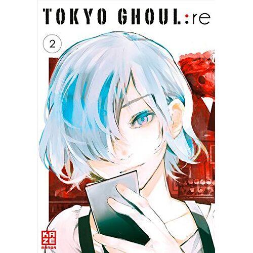 Sui Ishida - Tokyo Ghoul:re 02 - Preis vom 17.06.2021 04:48:08 h