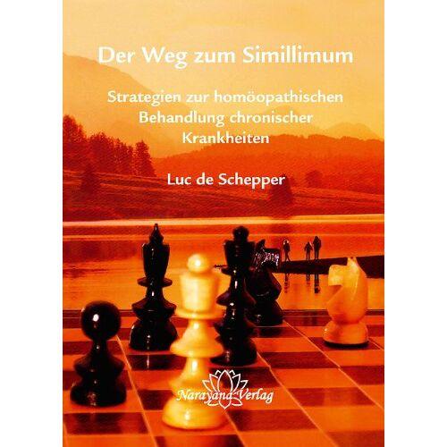 Luc De Schepper - Der Weg zum Simillimum - Preis vom 22.06.2021 04:48:15 h