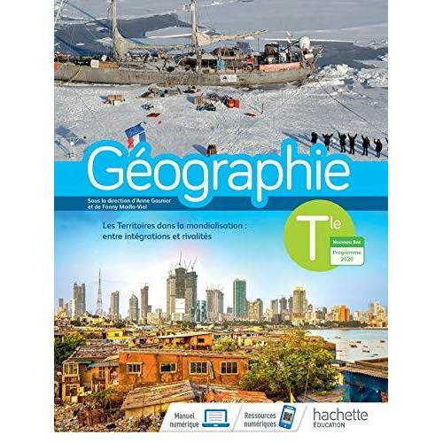 - Géographie Terminales - Livre élève - Ed. 2020 (Géographie (Gasnier, Maillo-Viel)) - Preis vom 16.06.2021 04:47:02 h