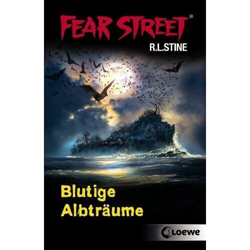 Stine, R. L. - Blutige Albträume - Preis vom 01.08.2021 04:46:09 h