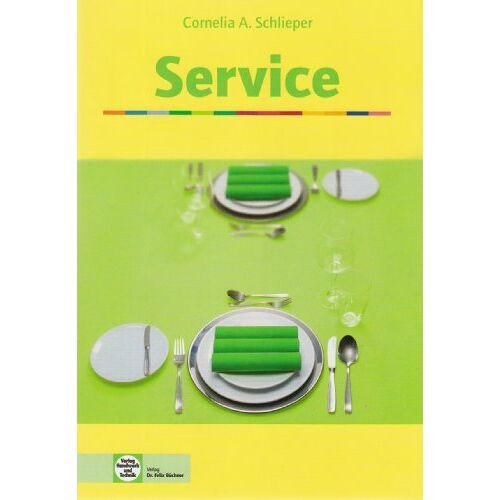 Schlieper, Cornelia A. - Service - Preis vom 16.06.2021 04:47:02 h