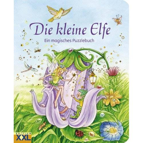 Weber Die kleine Elfe: Ein magisches Puzzlebuch - Preis vom 17.10.2021 04:57:31 h