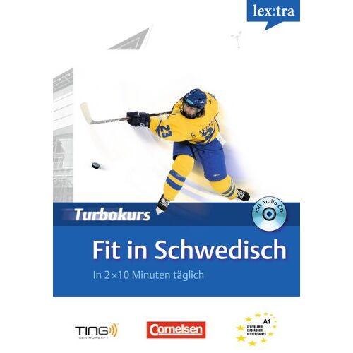 Katja Maul - Lextra - Schwedisch - Turbokurs: A1 - Fit in Schwedisch: Selbstlernbuch mit Hör-CD. TING-fähig - Preis vom 26.07.2021 04:48:14 h
