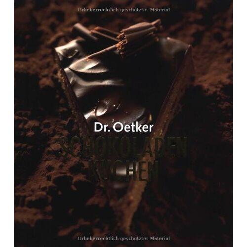 Oetker - Schokoladenkuchen - Preis vom 17.05.2021 04:44:08 h