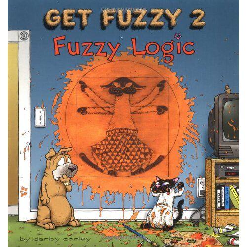 Darby Conley - Fuzzy Logic: Get Fuzzy 2 (Get Fuzzy Collection) - Preis vom 14.06.2021 04:47:09 h