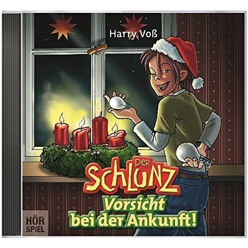 Harry Voß - Vorsicht bei der Ankunft!: Schlunz-Kurzhörspiel (Der Schlunz) - Preis vom 17.06.2021 04:48:08 h