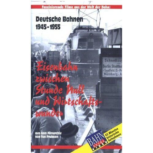 - Züge zwischen Stunde Null und Wirtschaftswunder [VHS] - Preis vom 03.08.2021 04:50:31 h
