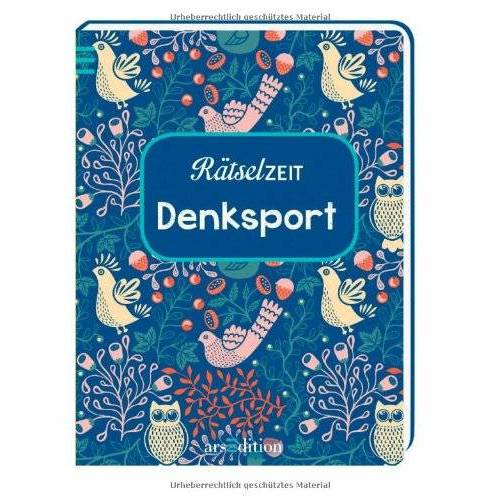 René Herbst - Rätselzeit Denksport - Preis vom 16.06.2021 04:47:02 h